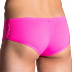 Shorty Sprint Pants M200 Rose Fluo