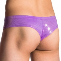 Slip Cheeky M710 Orchidée Lilas