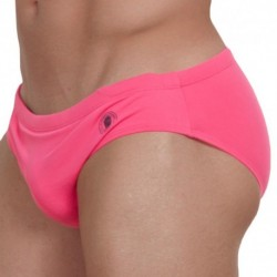 Kiss Swim Brief - Pink