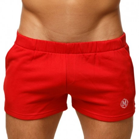Marcuse Physical Short - Red