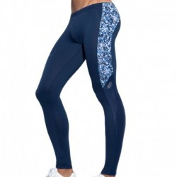 ES Collection Legging Camouflage Marine
