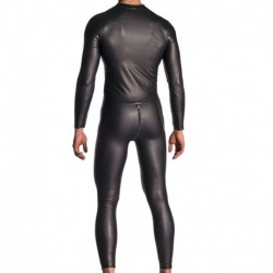 M510 Allover Suit - Black