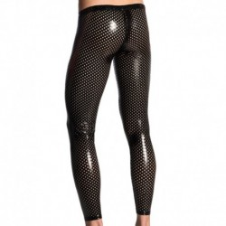 M702 Tight Leggings - Black