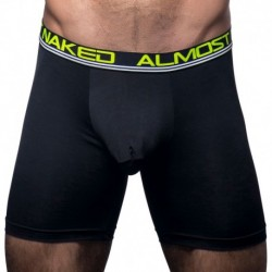 Almost Naked Sports & Workout Boxer - Black