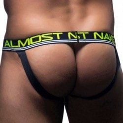 Jock Strap Almost Naked Sports & Workout Noir