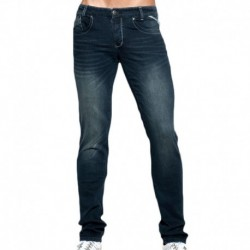 Basic Jean Pants - Navy Blue