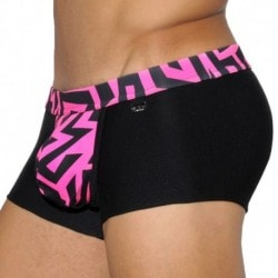 ES Collection Boxer Labyrinth Push Up Fuchsia