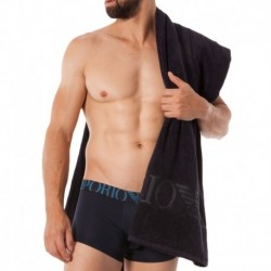 Sponge Towel - Navy