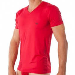 Essential Microfiber T-Shirt - Red