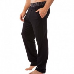 Megalogo Pants - Black