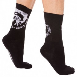 Mohican Socks - Black