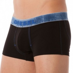 Touch Of Denim Hero Fit Boxer - Black