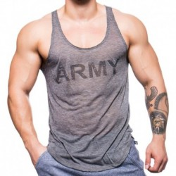 Army Tank Top - Grey
