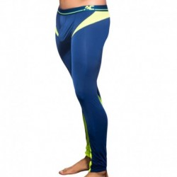 Sports & Workout Legging with Show-It - Navy