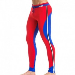 Modus Vivendi Legging Dali Royal - Rouge