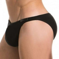 Floss Low Cut Brief - Black