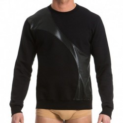 Tone 2 Tone Jumper - Black