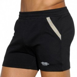 ES Collection Short Electric Noir