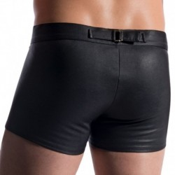 M715 Zipped Pants Boxer - Black