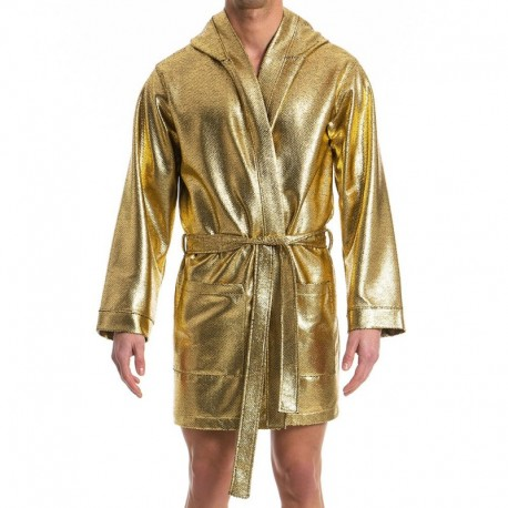 Modus Vivendi Dusk 2 Dawn Dressing Gown - Gold
