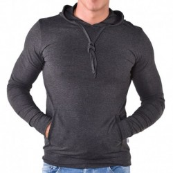Hoody Sweatshirt - Grey