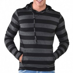 Hoody Sweatshirt - Stripes