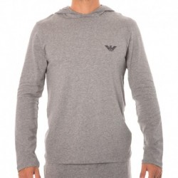 Hologram Eagle Sweater - Dark Grey