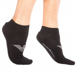 3-Pack Inside Mini Socks - Black