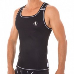 Pupino Tank Top - Black