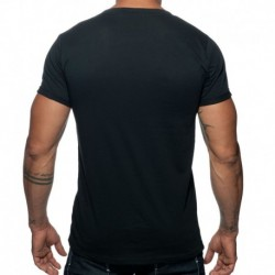 Addicted Military T-Shirt - Black