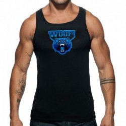 Woof Tank Top - Black