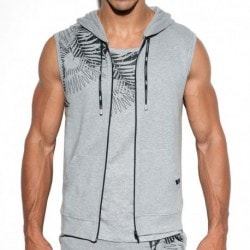 ES Collection Jungle Hoody - Grey