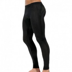 Legging Grid Noir
