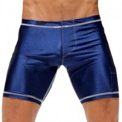 Short Cycliste Liner Marine