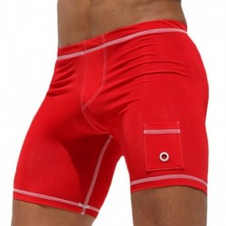 Liner Cycle Short - Red