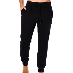 Core French Terry Sweatpants - Black
