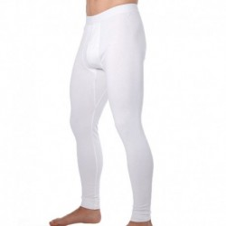 Thermal Legging - White
