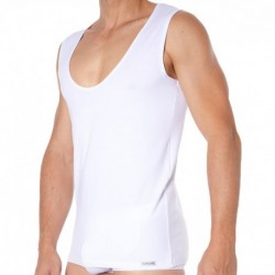 Essential Tank Top - White