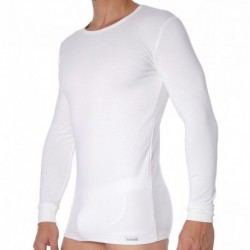 Doreanse T-Shirt Thermal Blanc