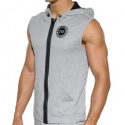 ES Collection Fit Hoody - Grey