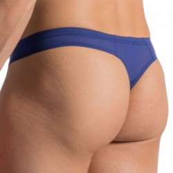 RED 0965 Mini Thong - Navy