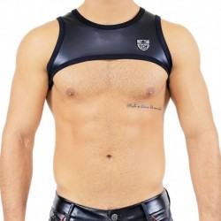 Deri Harness - Black