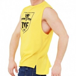 Power Tank Top - Yellow