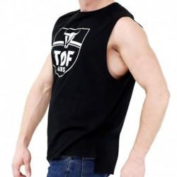 Power Tank Top - Black