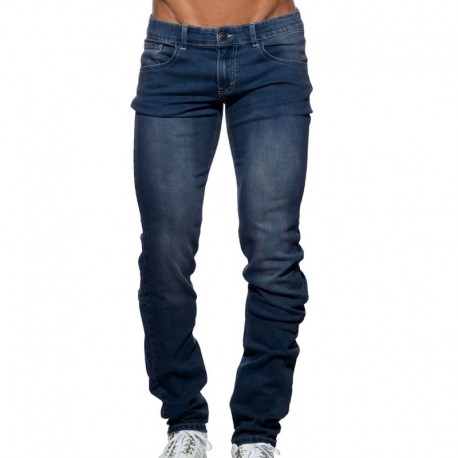 Addicted Basic Jeans Pants - Navy