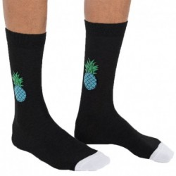Jipépé Exotic Socks - Black