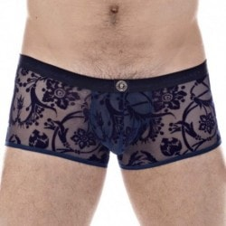 Imperial Hipster Push Up Boxer - Blue