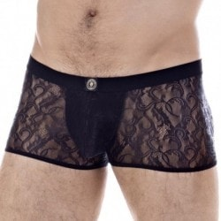 Shorty Hipster Push Up Mystique Noir