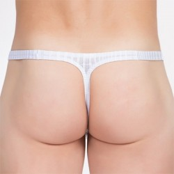 Wellness Mini Thong - White