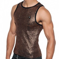 ES Collection Cooper Tank Top - Copper